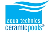Logo Aquatechnics Ceramic Pools